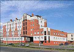 Kazan city hotels of medium prices - Novinka Hotel 1st photo