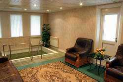 Kazan city hotels of medium prices - Boatswain House Floating Hotel 4th photo