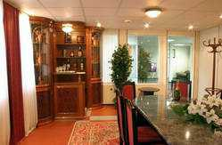 Kazan city hotels of medium prices - Boatswain House Floating Hotel 2nd photo