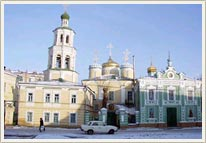 Kazan Russia churches - Nikolskiy cathedral 1st photo