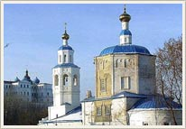 Kazan Russia churches - Pyatnickaya church 1st photo