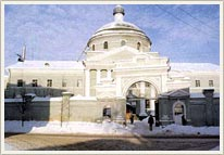 Kazan Russia churches - Kazansko-Bogorodickiy convent and Sophia church 1st photo