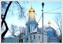 Kazan Russia churches - Yaroslavl wonderers church 1st photo
