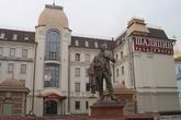 Kazan city expensive hotels - Shalyapin Palace Hotel 1st photo