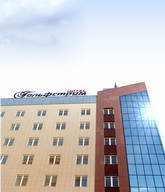 Kazan city expensive hotels - Gulfstream Hotel 1st photo