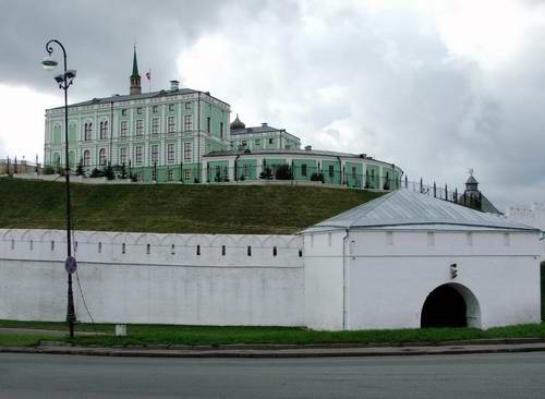 Kazan Kremlin photos - The President Palace photo