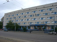 Kazan city hotels of medium prices - Volga Hotel 1st photo
