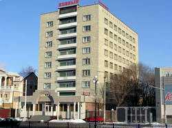 Kazan city hotels of medium prices - Duslik Hotel 1st photo