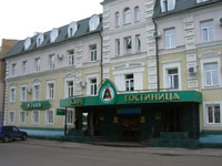 Kazan city hotels of medium prices - Shushma Hotel 1st photo