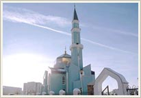 Kazan city of Russia mosques - Huzaif Ibn Al-Yamani mosque 2nd photo