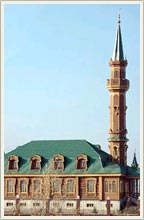 Kazan city of Russia mosques - Kazan Nuri mosque 1st photo