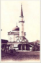 Kazan city of Russia mosques - Nurulla mosque photo