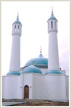Kazan city of Russia mosques - Shamil mosque photo