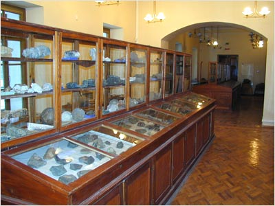 Kazan Russia State University Geological museum 1st photo